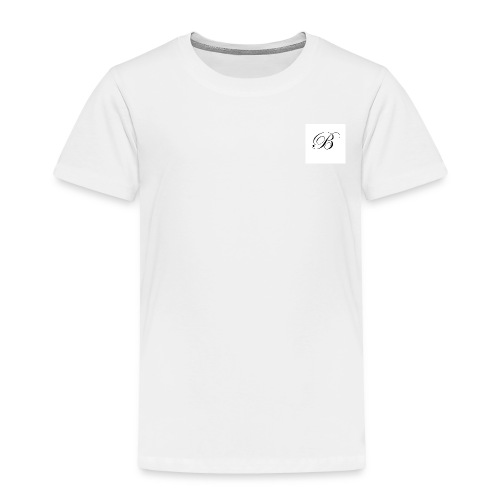 Barbaras signature item - Toddler Premium T-Shirt