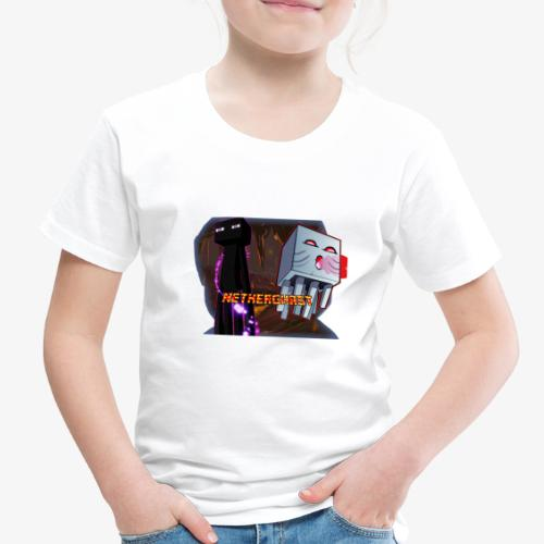 NetherGhast Mascot - Toddler Premium T-Shirt