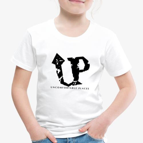 Uncomfortable Places Logo Shirt - Toddler Premium T-Shirt