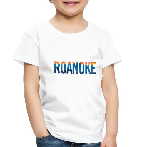 Roanoke Pride - Toddler Premium T-Shirt