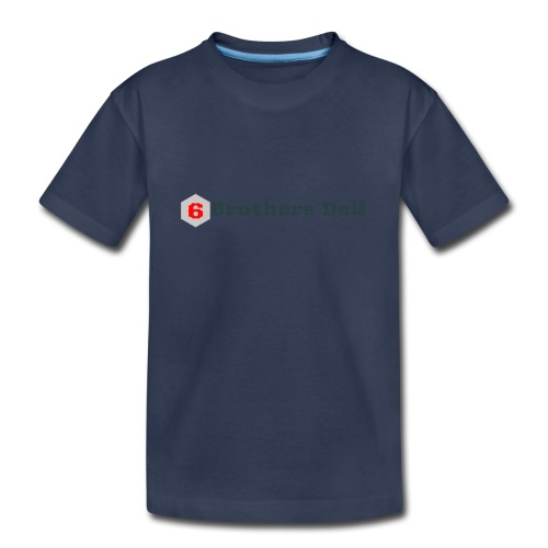 6 Brothers Deli - Toddler Premium T-Shirt