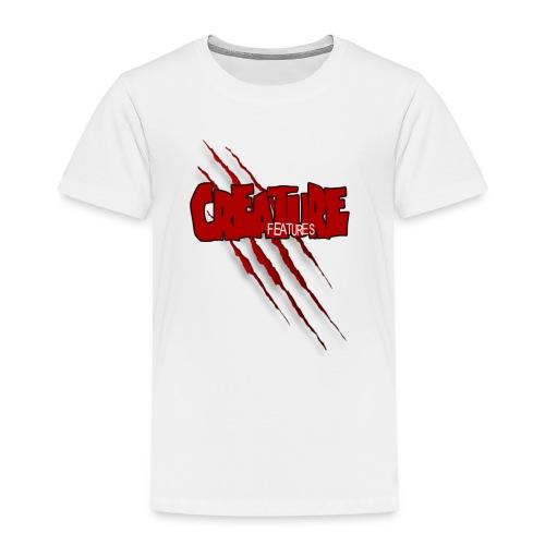 Creature Features Slash T - Toddler Premium T-Shirt
