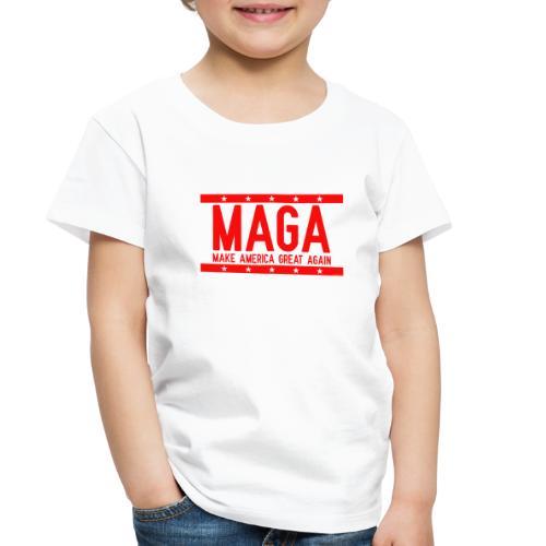 MAGA - Toddler Premium T-Shirt