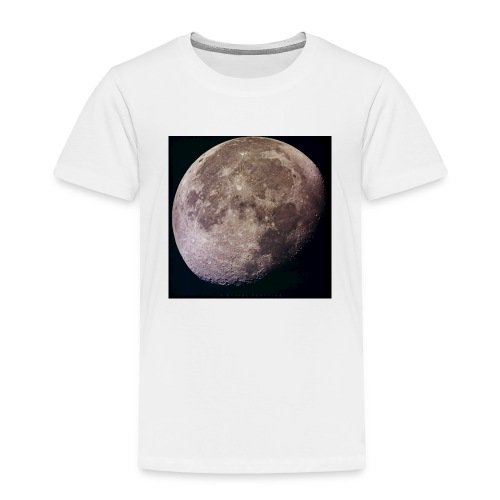 Moon - Toddler Premium T-Shirt