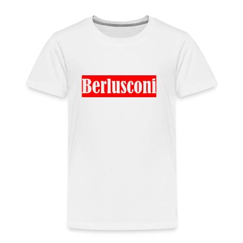 Berlusconi Supreme Logo - Toddler Premium T-Shirt