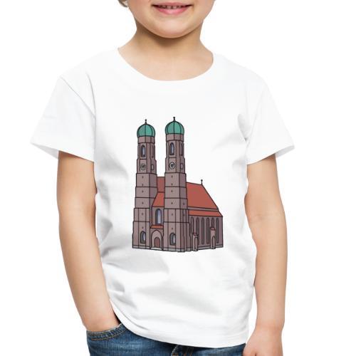 Munich Frauenkirche - Toddler Premium T-Shirt