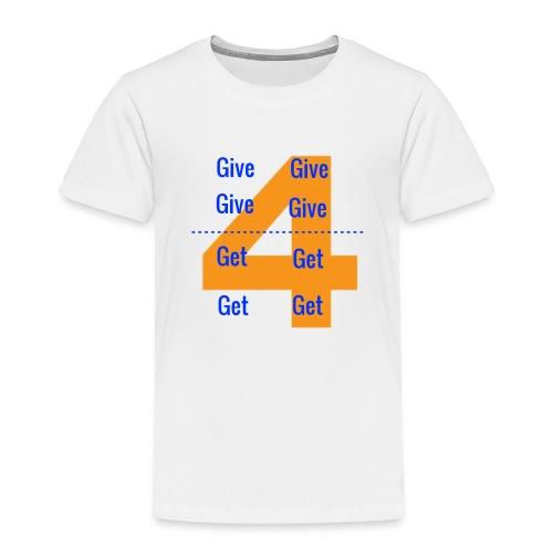Forgive & Forget - Toddler Premium T-Shirt