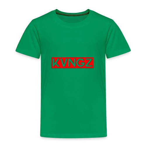Supreme inspired T-shrt - Toddler Premium T-Shirt