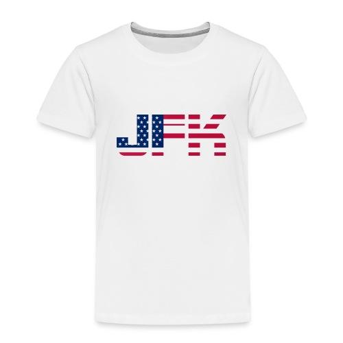 JFK - Toddler Premium T-Shirt