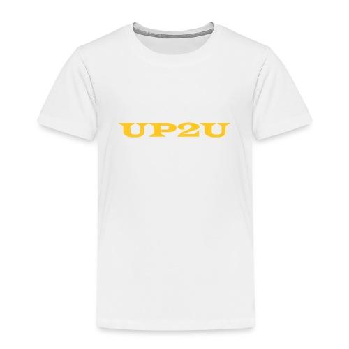 UP2U - Toddler Premium T-Shirt
