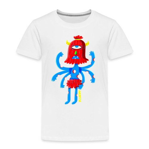 pishiermonstreetroit png - Toddler Premium T-Shirt