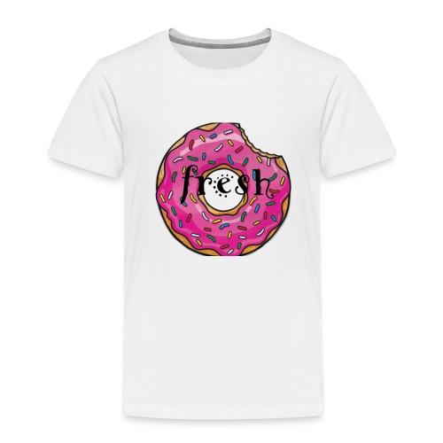 dounut - Toddler Premium T-Shirt