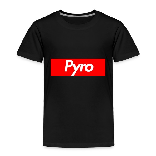 pyrologoformerch - Toddler Premium T-Shirt