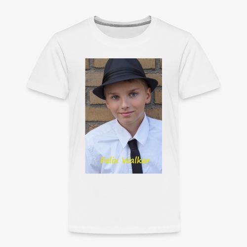 Felix Walker Logo - Toddler Premium T-Shirt
