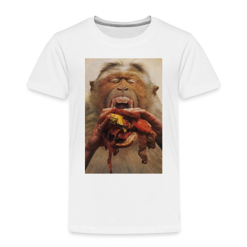 No More Fast Food - Toddler Premium T-Shirt