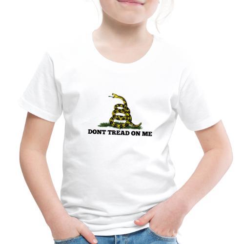 GADSDEN 1 COLOR - Toddler Premium T-Shirt