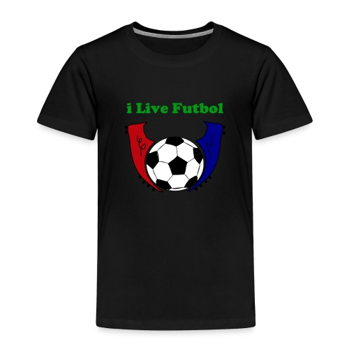 shirt with title png - Toddler Premium T-Shirt