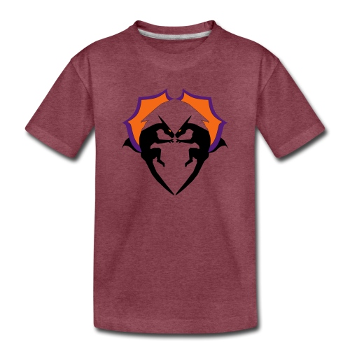 Dragon Love - Toddler Premium T-Shirt