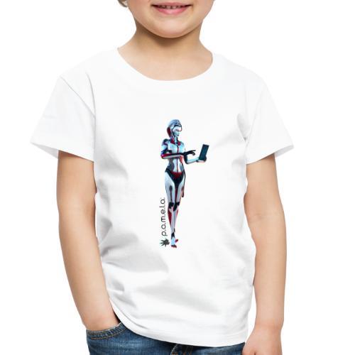 P.A.M.E.L.A. SecRT - Toddler Premium T-Shirt