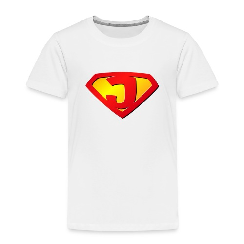 super J - Toddler Premium T-Shirt