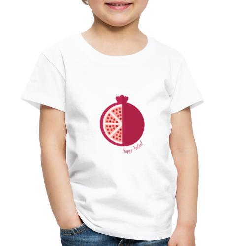 Happy yalda Pomegranate - Toddler Premium T-Shirt