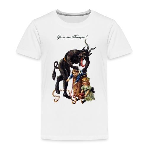 Krampus - Toddler Premium T-Shirt