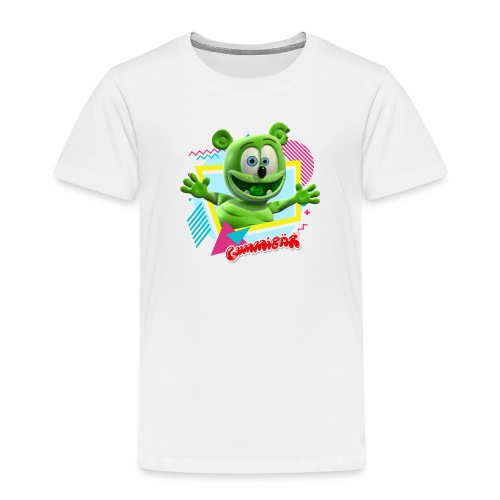 Shapes & Colors - Toddler Premium T-Shirt