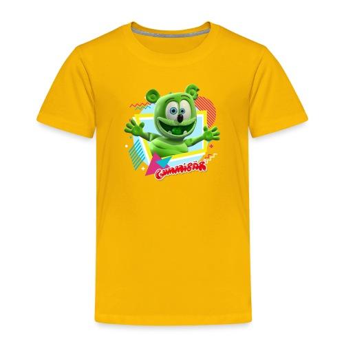 Shapes & Colors - Toddler Premium T-Shirt