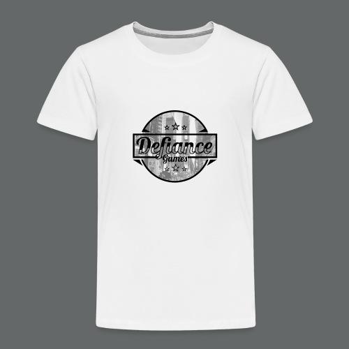 Defiance Games Street Logo Shirt - Toddler Premium T-Shirt