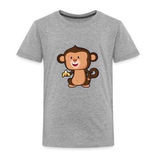 Baby Monkey - Toddler Premium T-Shirt