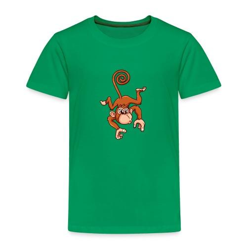 Cheeky Monkey - Toddler Premium T-Shirt