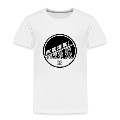 WordBridge Conference Logo - Toddler Premium T-Shirt
