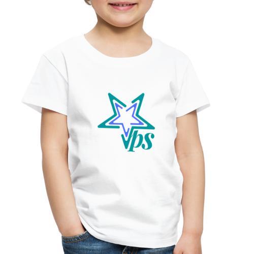 Teal star - Toddler Premium T-Shirt