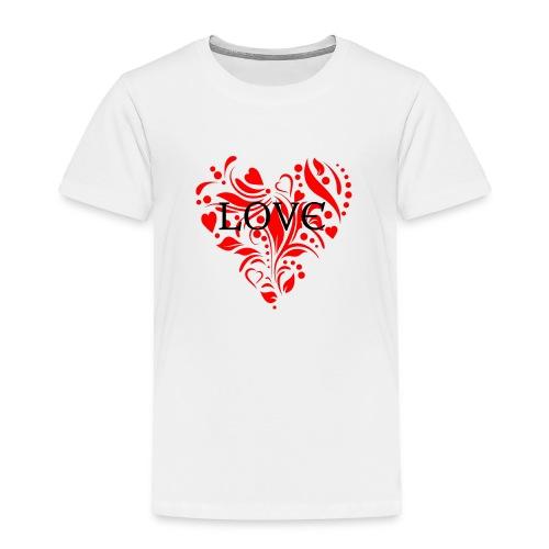 loveheArt - Toddler Premium T-Shirt