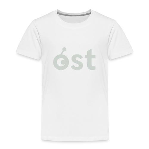 ost logo in grey - Toddler Premium T-Shirt
