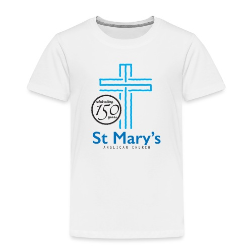 StM 150LOGO colourA - Toddler Premium T-Shirt