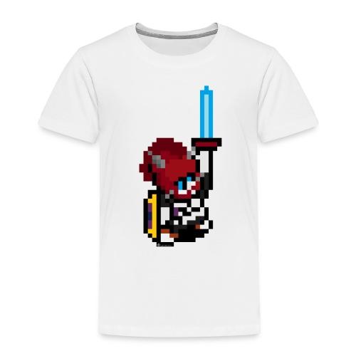 Legend of Quota (Artist: Thold) - Toddler Premium T-Shirt