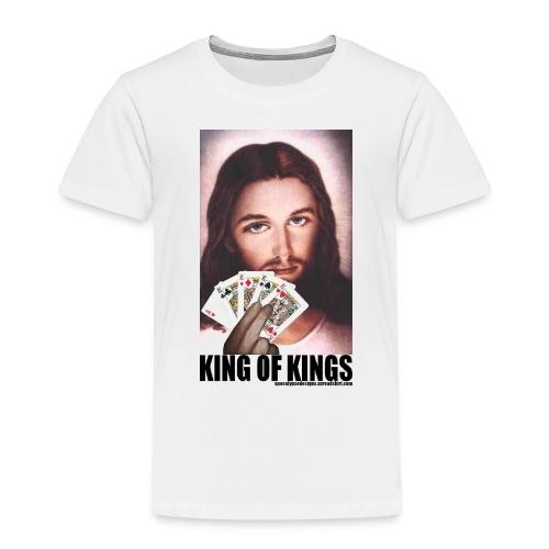 king of kings tshirt - Toddler Premium T-Shirt