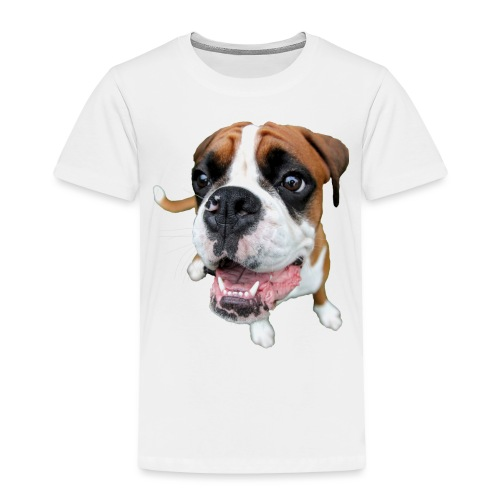 Boxer Rex the dog - Toddler Premium T-Shirt