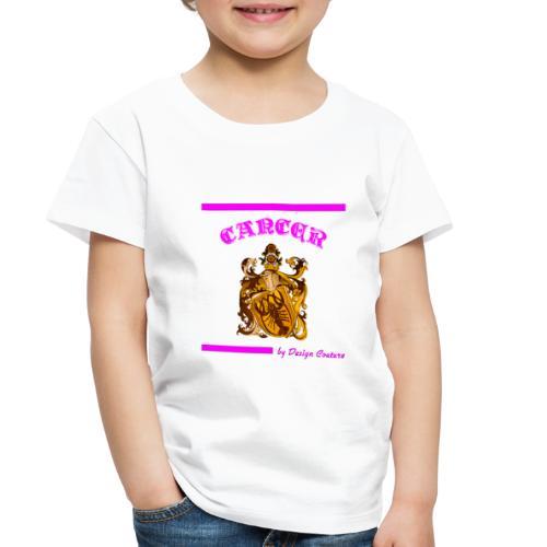 CANCER PINK - Toddler Premium T-Shirt