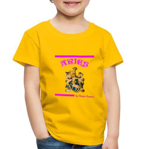 ARIES PINK - Toddler Premium T-Shirt