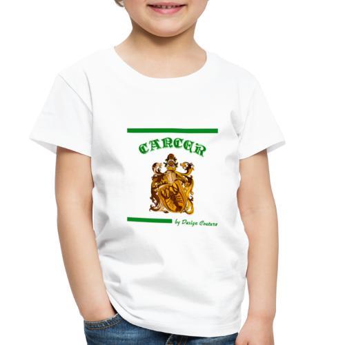CANCER GREEN - Toddler Premium T-Shirt