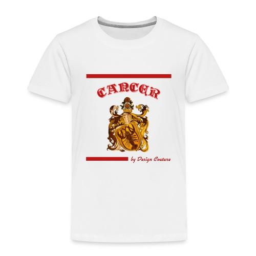 CANCER RED - Toddler Premium T-Shirt