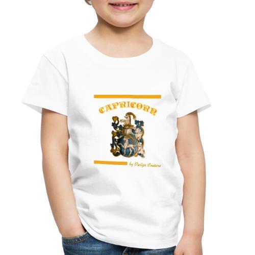 CAPRICORN ORANGE - Toddler Premium T-Shirt