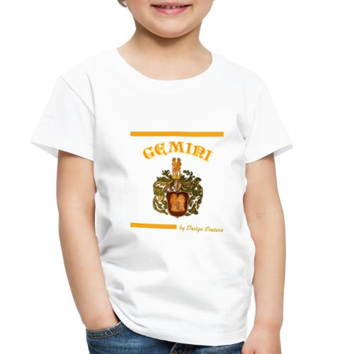 GEMINI ORANGE - Toddler Premium T-Shirt