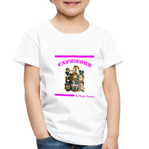 CAPRICORN PINK - Toddler Premium T-Shirt