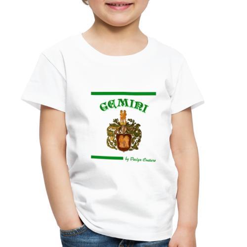 GEMINI GREEN - Toddler Premium T-Shirt