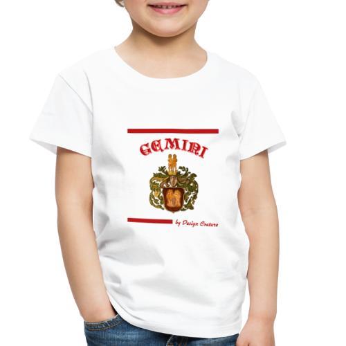GEMINI RED - Toddler Premium T-Shirt