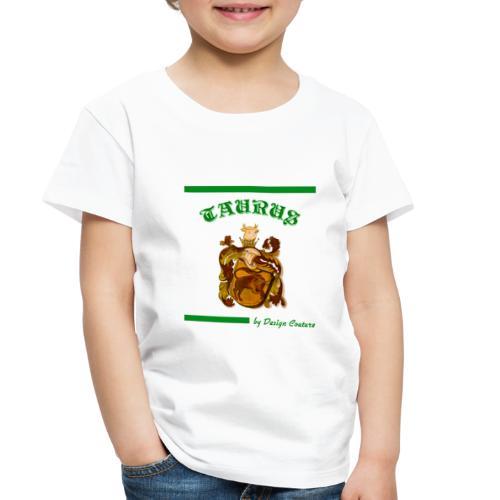TAURUS GREEN - Toddler Premium T-Shirt