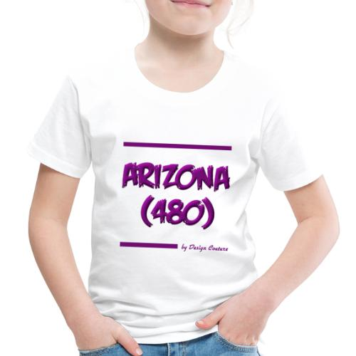 ARIZON 480 PURPLE - Toddler Premium T-Shirt